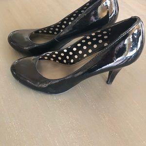 Fergalicious Black Heels